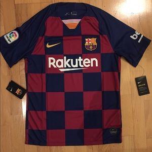 ⚽️🔥FC Barcelona 2019/20 Nike Home Jersey ⚽️